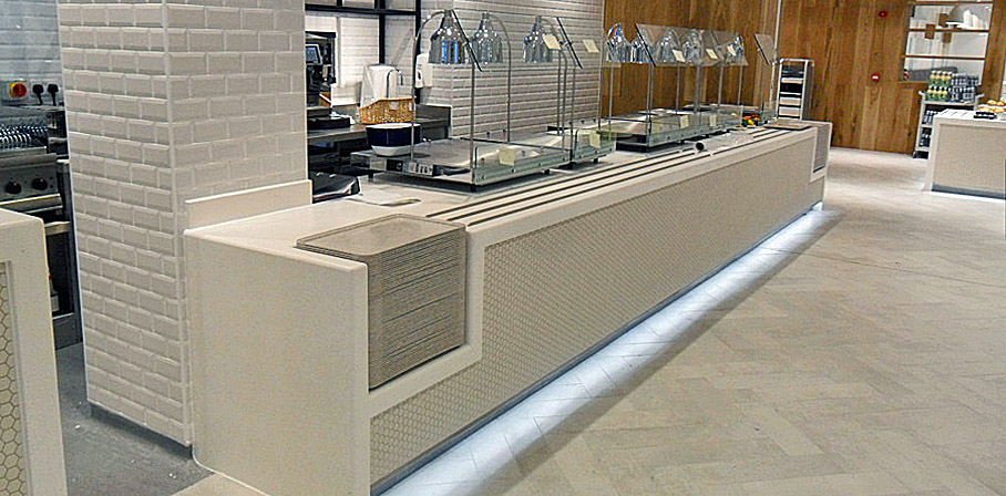 CED34 - Bespoke Counter