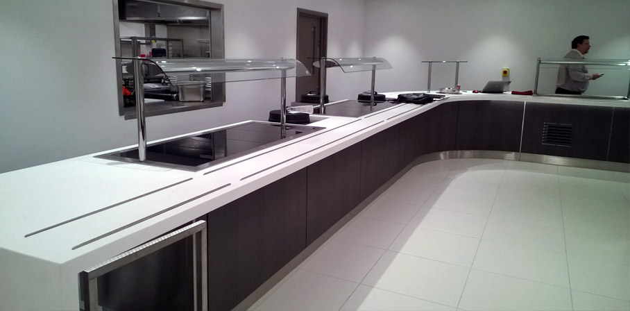 CED109 - Bespoke Counter