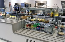 Kubus Cold Patisseries - In Counter