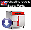 Reheating Ovens - Spare Parts (All Models)