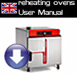 Reheating Ovens - User Manual